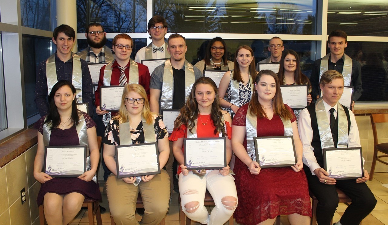 2019 NTHS Inductees