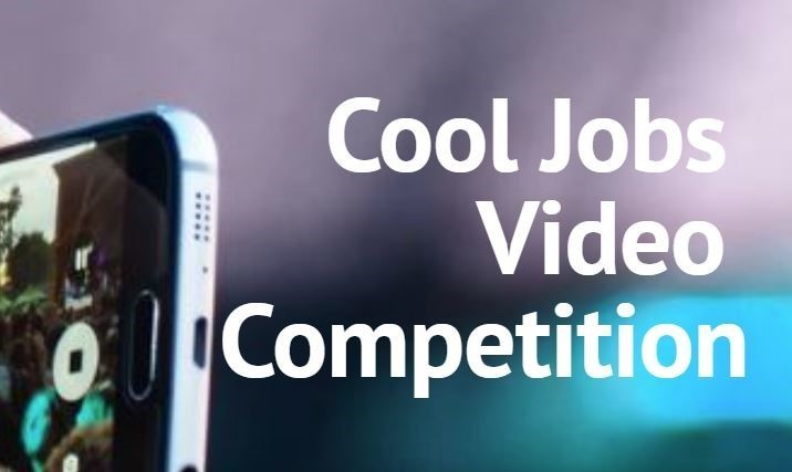 Announcement cool video competition